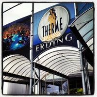 Photo taken at Therme Erding by Margarita H. on 4/5/2012