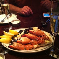 Foto tirada no(a) Joe's Seafood, Prime Steak & Stone Crab por brooklyn m. em 4/3/2012