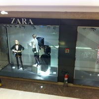 Photo taken at Zara by Ana Cristina Mokdeci®  on 2/21/2012