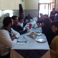 Photo taken at Restaurante Alentejano by Smmac on 4/29/2012