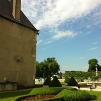 Photo taken at Musée Barrois by Sophie P. on 5/27/2012