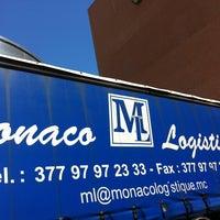 รูปภาพถ่ายที่ Monaco Logistique โดย Pinkfear P. เมื่อ 6/13/2012