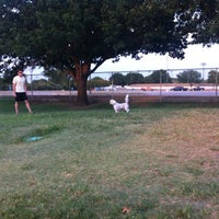 Photo taken at Fort Woof Dog Park by Phadrea D. on 8/10/2012