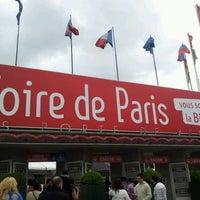 Photo taken at Foire de Paris by Carole on 5/8/2012