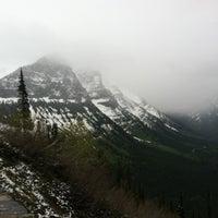 Photo taken at Glacier National Park - West Entrance by Marion K. on 5/28/2012
