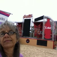 Photo taken at vitaminwater® spring break 2012 @ Coca-Cola Beach by sandy f. on 3/10/2012