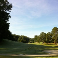 Photo taken at Druid Hills Golf Club by Victoria A. on 6/17/2012