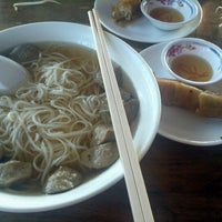 Photo taken at Pho Hong by Sylvia C. on 7/8/2012