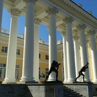 Снимок сделан в Александровский дворец пользователем Igor D. 8/18/2012