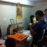Photo taken at ร้าน We Kick by จเด็ด พ. on 3/30/2012