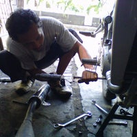 Photo taken at Cebong Speed Morotai by niko s. on 7/5/2012