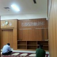 Photo taken at Musholla PIM2 by Rizqi W. on 2/28/2012