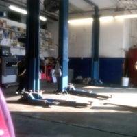 Photo taken at Marco's Car Wash by Austin K. on 5/1/2012