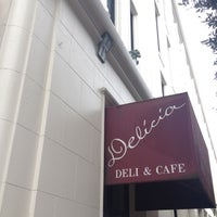 Photo taken at Delicia by Debra W. on 5/3/2012