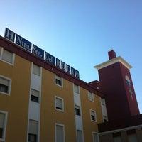 Photo taken at Hotel Nuestra Señora Del Rocío by Jose Luis L. on 7/22/2012