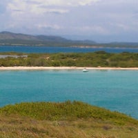 Photo taken at Playa Sucia by Jackie K. on 8/21/2012