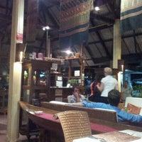 Photo taken at Garden Cottage Nai-Yang Beach Resort by amuro on 4/11/2012
