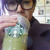 Photo taken at Starbucks by Lisa C. on 2/13/2012