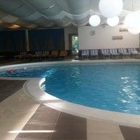 Photo taken at Hotel Mioni Royal San by Riccardo G. on 2/18/2012
