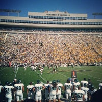 Photo taken at Folsom Field by Eric on 9/8/2012