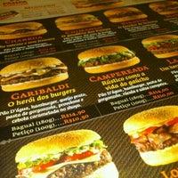 Foto tirada no(a) Pampa Burger por Vagner B. em 3/3/2012