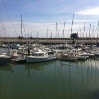 Photo taken at Port d'Ars-en-Ré by Aline F. on 9/1/2012