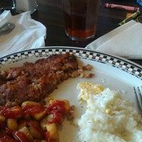 Photo taken at Carolina's Diner by B J. on 6/3/2012