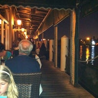 Photo taken at GG's Waterfront Bar And Grill by Olivier H. on 3/3/2012