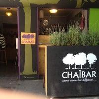 Foto tomada en Chaïbar por EunikeU V. el 4/28/2012