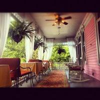 Photo taken at Cedar Crest Inn by Katie A. on 9/2/2012