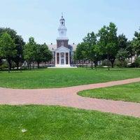 Photo taken at Johns Hopkins University by Seulah Rebecca C. on 6/28/2012