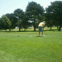 Photo taken at Jackrabbit Run Golf Course by Julie L. on 6/24/2012