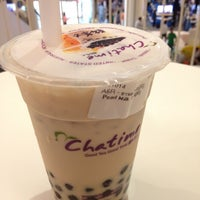 Photo taken at Chatime by monday O. on 4/29/2012