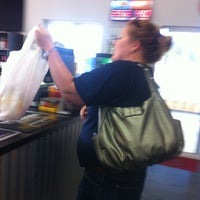 Photo taken at On The Border Wine & Spirits by Michelle R. on 3/24/2012
