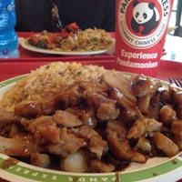Photo taken at Panda Express by Joe on 6/27/2012