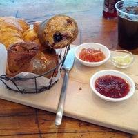 Photo taken at Tatte Bakery & Café by Nick H. on 5/19/2012