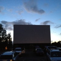 Photo taken at Santee Drive In Theater by Pharns G. on 5/26/2012