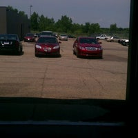 Photo taken at Crippen Auto Mall by David B. on 6/19/2012