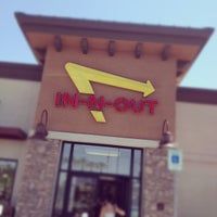 Photo taken at In-N-Out Burger by Reid W. on 7/9/2012