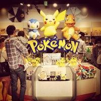 Photo taken at Pokémon Center TOKYO by Edward T. on 5/13/2012