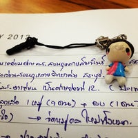 Photo taken at Suankularb Wittayalai Saraburi School by Vorachai T. on 8/1/2012