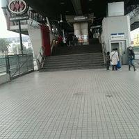 Photo taken at Metro Rojas Magallanes by carlos S. on 7/5/2012