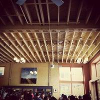 Photo taken at Bijou Cafe by John S. on 8/4/2012