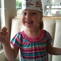 Photo taken at Krispy Kreme Doughnuts by Mark H. on 8/29/2012