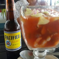 Foto tomada en La Cevichería, Nuevo Vallarta por Jaime V. el 8/23/2012