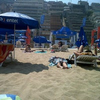 Photo taken at Entel Reñaca (Stand Verano) by Ale. V on 2/8/2012