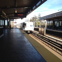 Photo taken at Hayward BART Station by Kevin S. on 3/2/2012