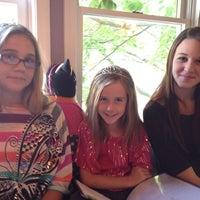 Photo taken at Ana Beall's Tea Room by Nancy K. on 8/31/2012