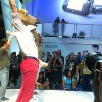 Photo taken at E3 Expo 2012 by Sam G. on 6/8/2012