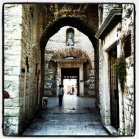 Photo taken at Diocletian's Palace by Jenifer R. on 8/13/2012